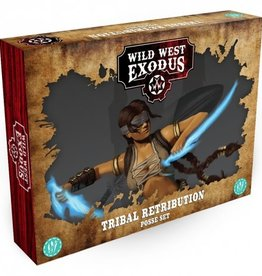 Warcradle Tribal Retribution Posse Box