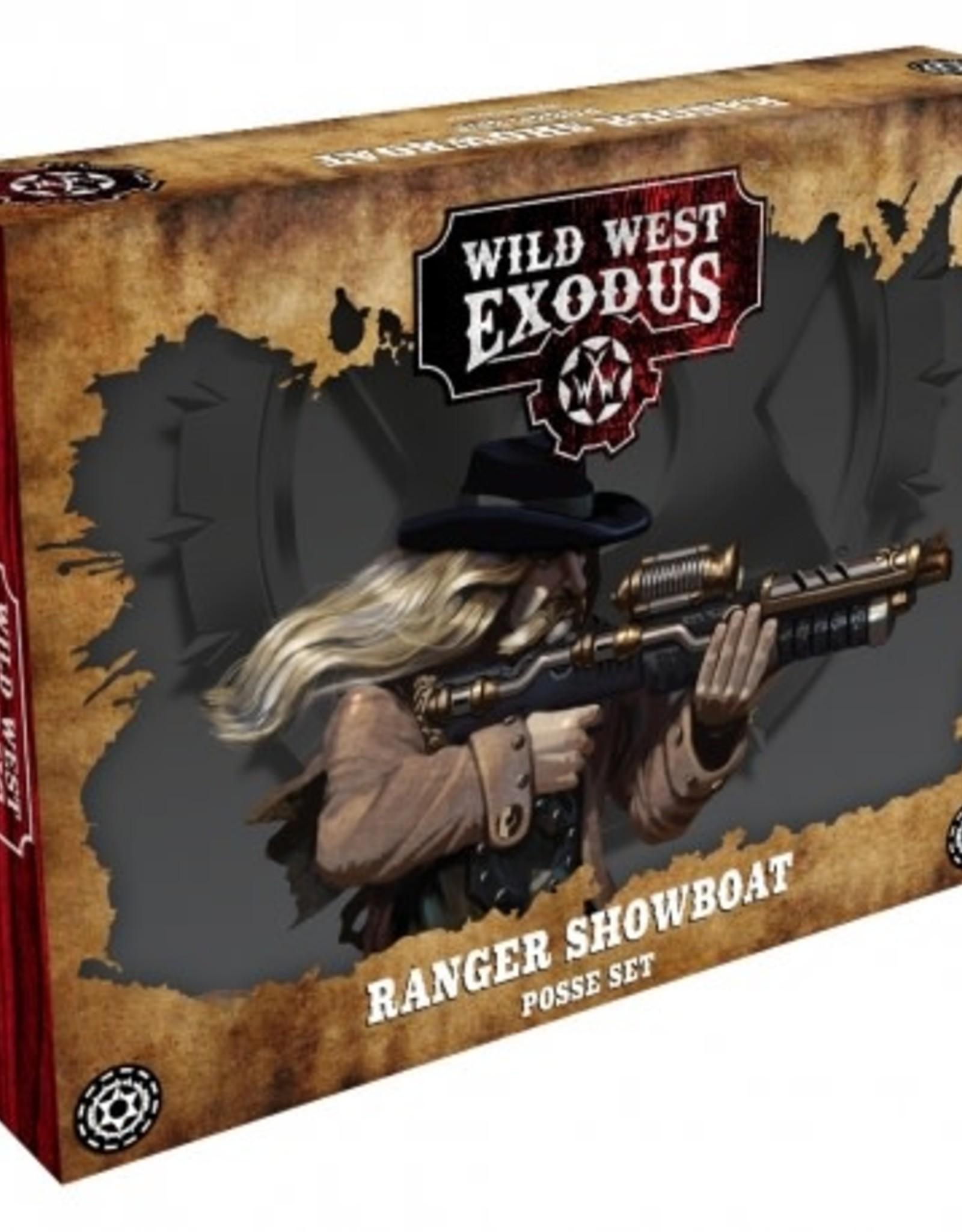 Warcradle Ranger Showboat Posse Box