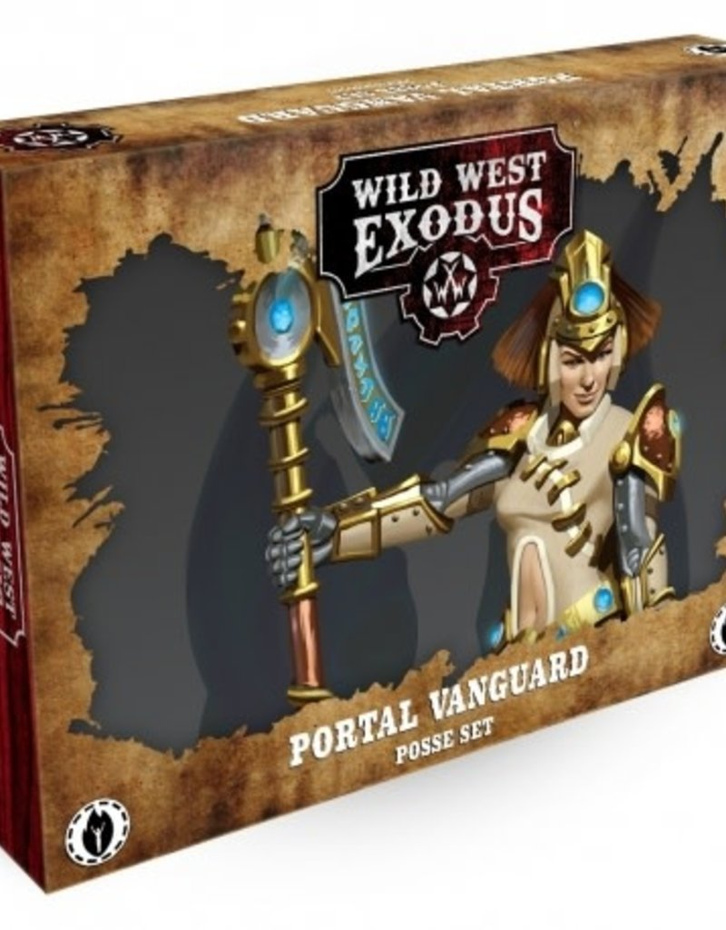 Warcradle Portal Vanguard Posse Box