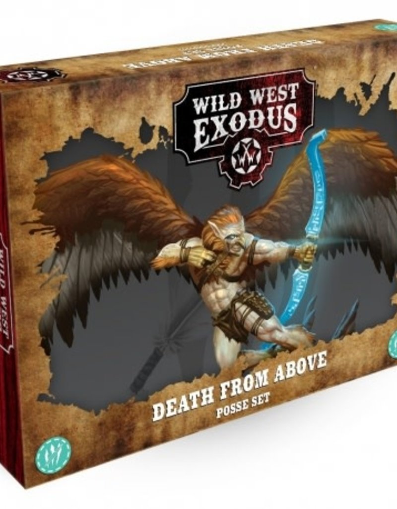 Warcradle Death From Above Posse Box
