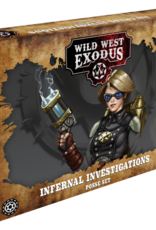 Warcradle Infernal Investigations Posse Box
