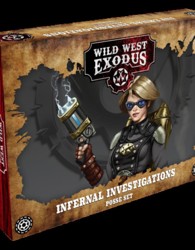 Warcradle Infernal Investigations Posse Box