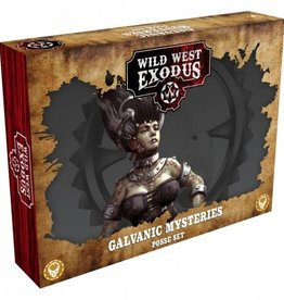 Warcradle Galvanic Mysteries Posse Box