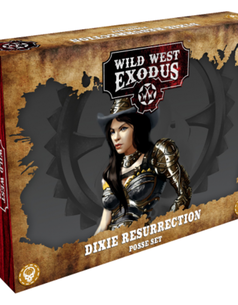 Warcradle Dixie Resurrection Posse Box