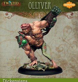 Demented Games Ollyver - Resin