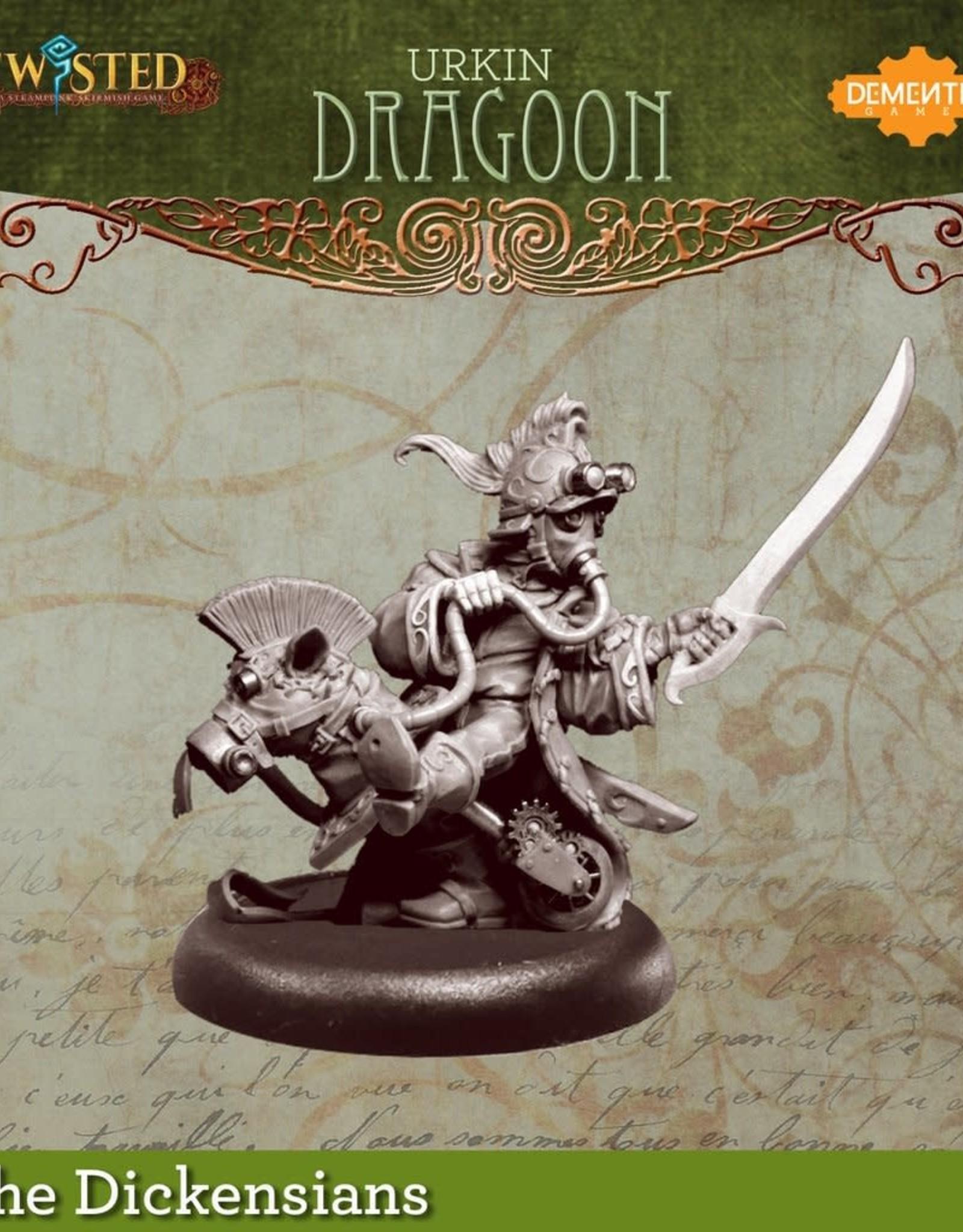 Demented Games Urkin Dragoon - Resin