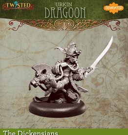 Demented Games Urkin Dragoon - Resin