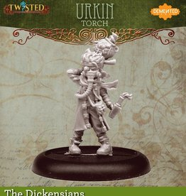 Demented Games Urkin Slasher - Torch - Resin