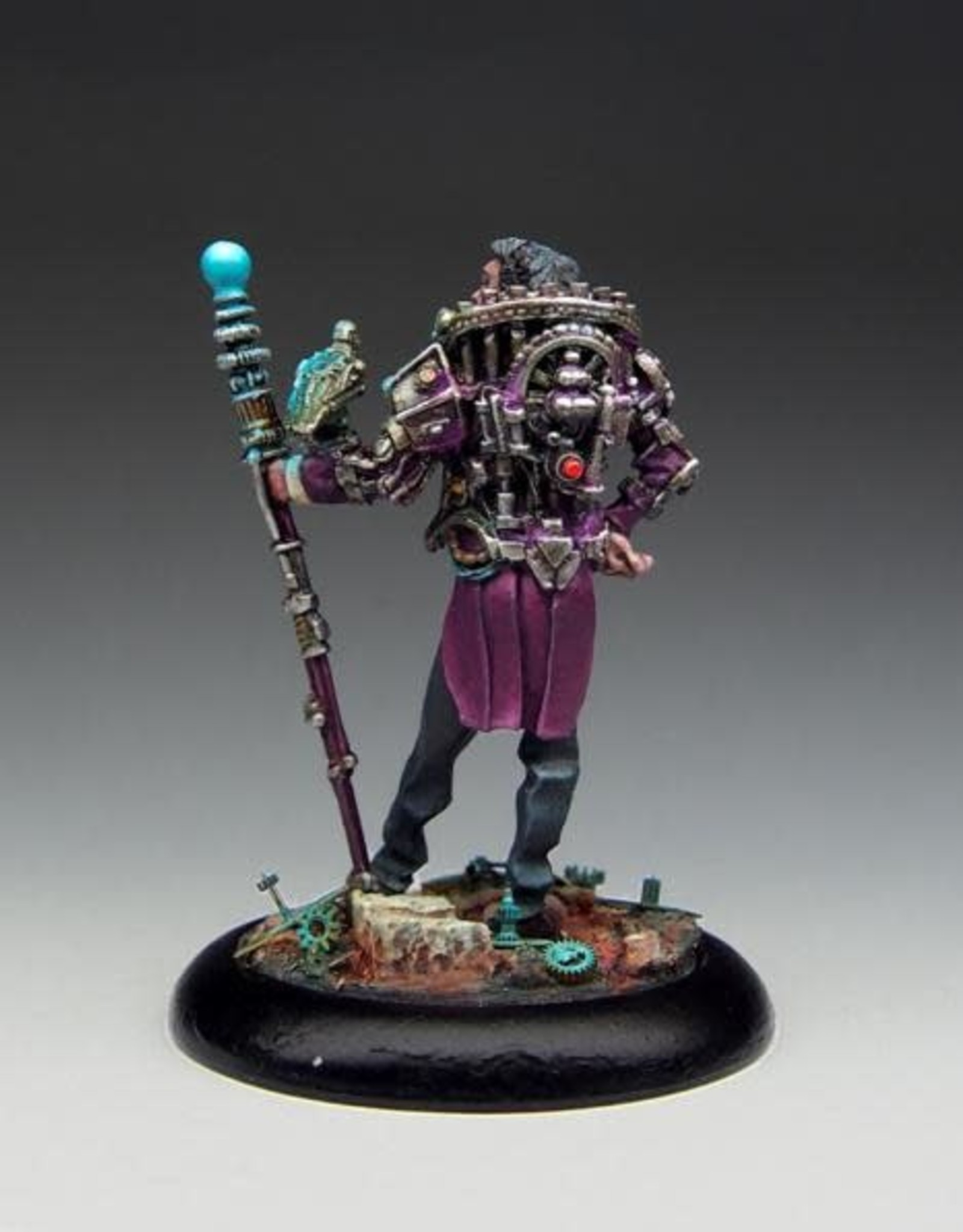 Demented Games Tesla - Resin