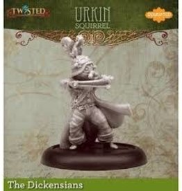 Demented Games Urkin Shooter - Squirrel - Resin