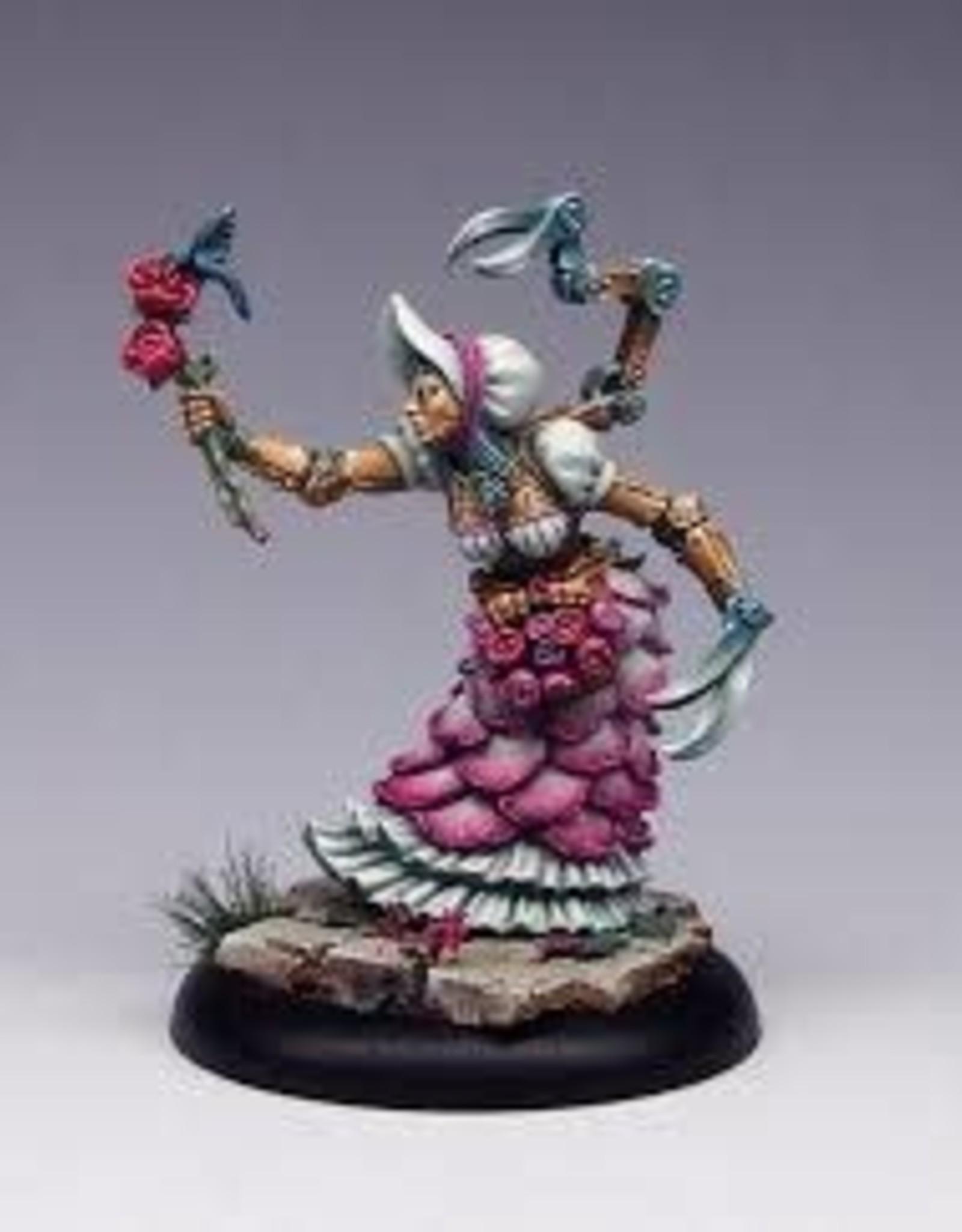 Demented Games Gentlefolk Flower Seller - Resin