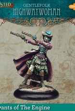 Demented Games Gentlefolk Highwaywoman - Resin