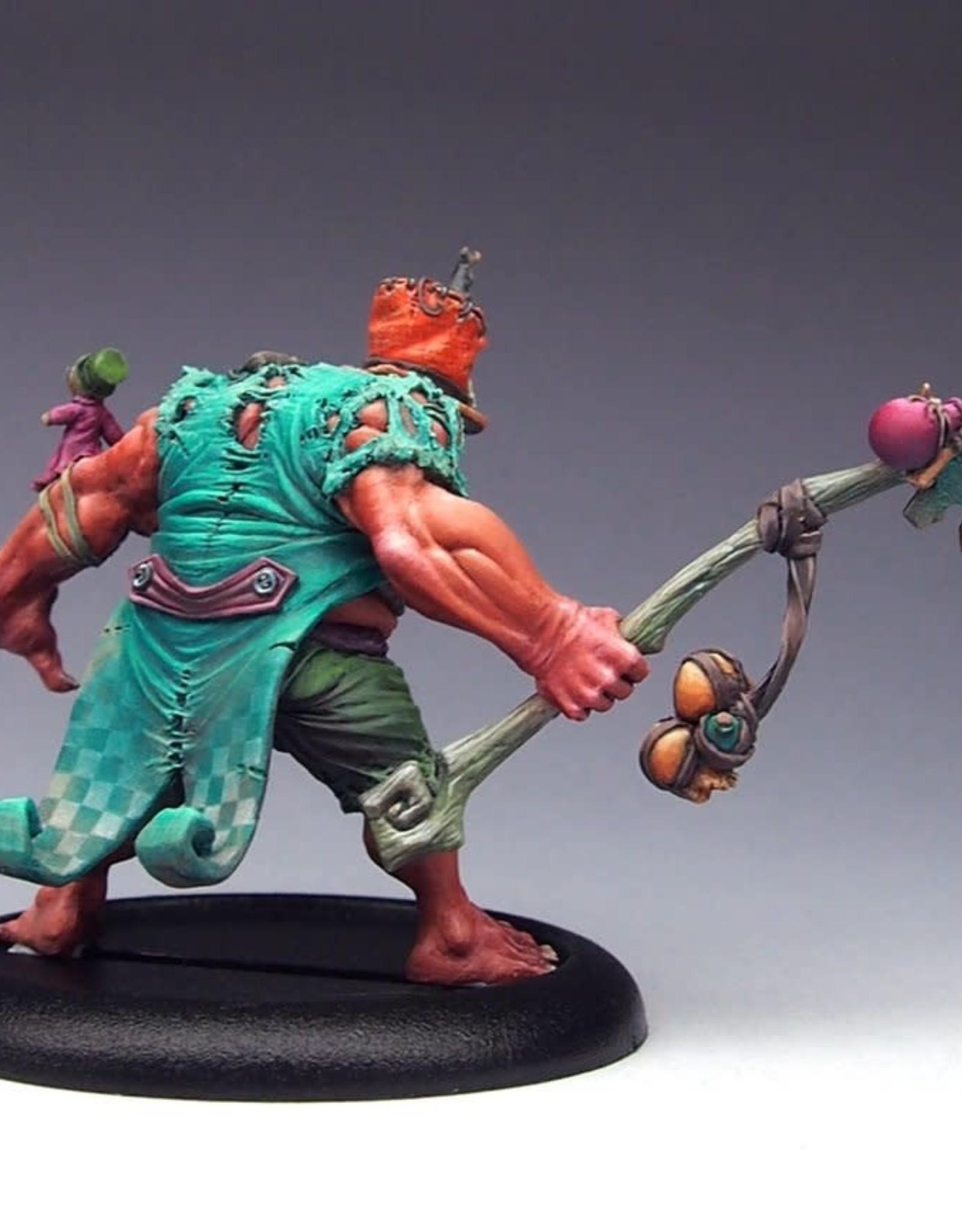 Demented Games Urkin Shaman - Bloodrage - Resin