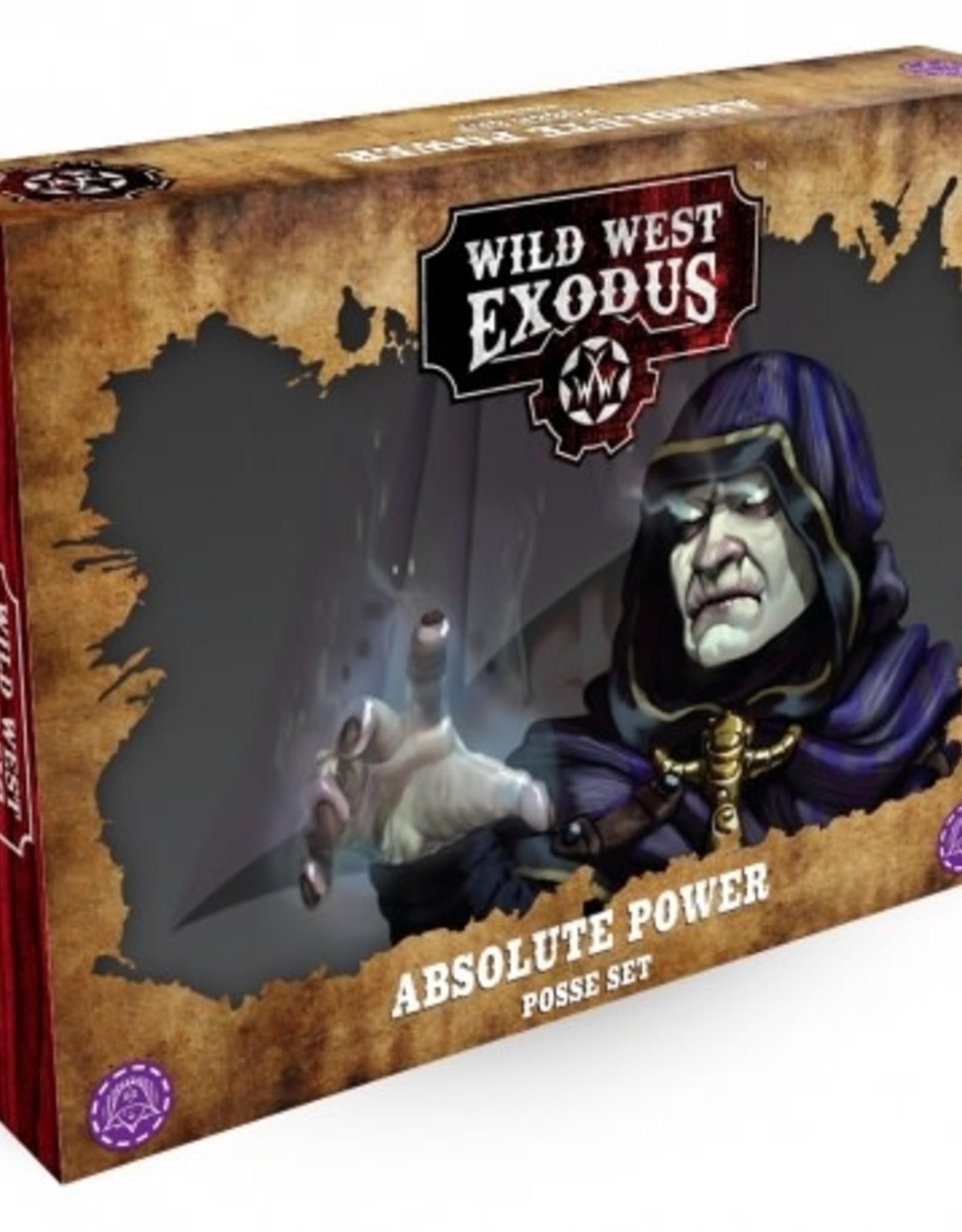 Warcradle Absolute Power Posse Box