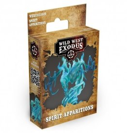 Warcradle Spirit Apparitions (Box)