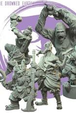 Olmec Games Firm Faction Starter Box