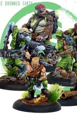 Olmec Games Militia Faction Starter