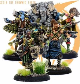 Olmec Games Wayfarers Faction Starter Box