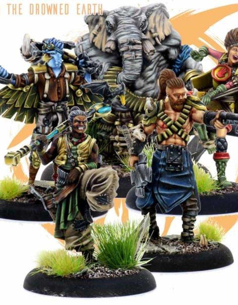 Olmec Games Wayfarers Faction Starter Box