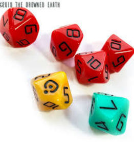 Olmec Games OFFICIAL TDE DICE