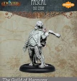 Demented Games Pascal Du Lyon - Resin