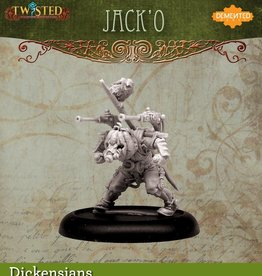 Demented Games Jack'O the Urkin - Metal