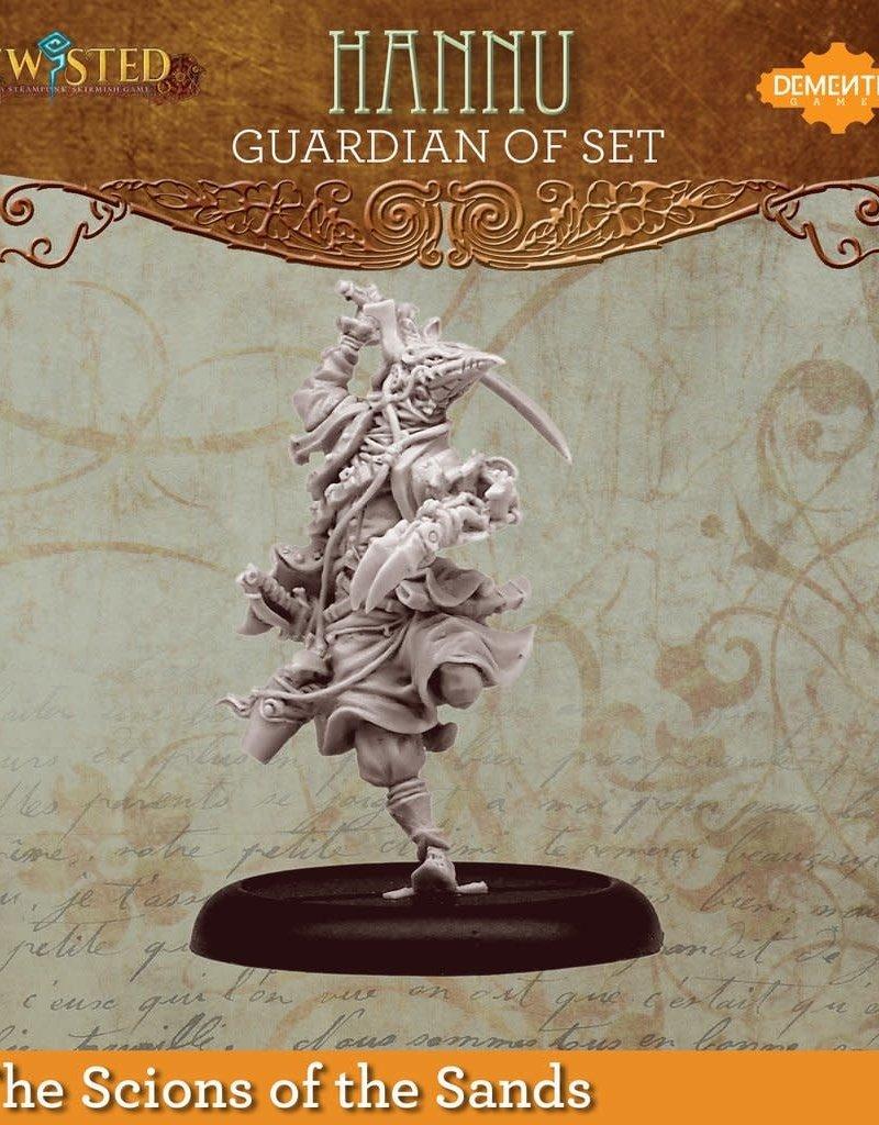Demented Games Guardian of Set Dervish (Hannu)