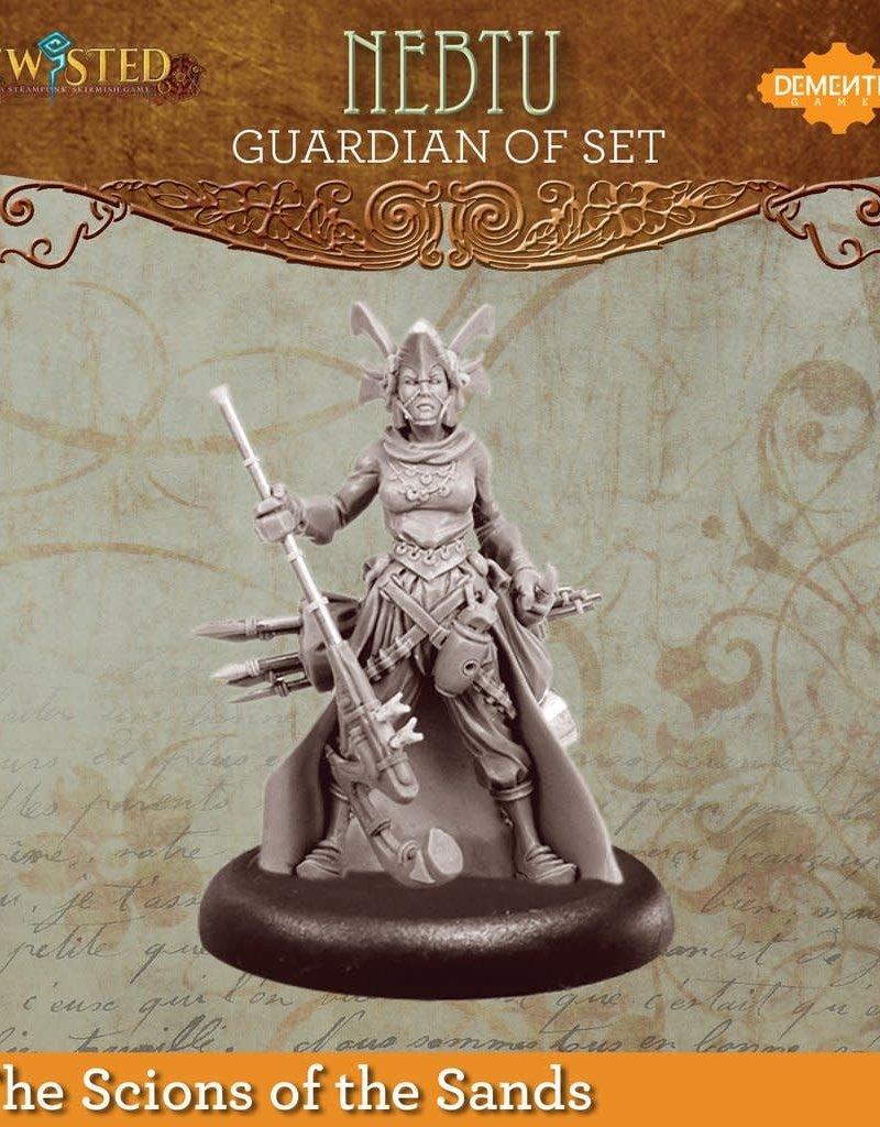 Demented Games Guardian of Set Nomad (Nebtu)