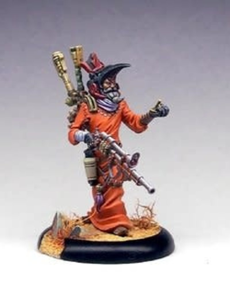 Demented Games Guardian of Set Astronomer (Nekauba)