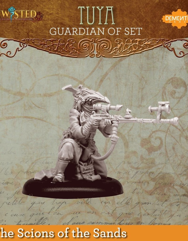 Demented Games Guardian of Set Farsight (Tuya)