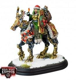 Warcradle Madre Navidad