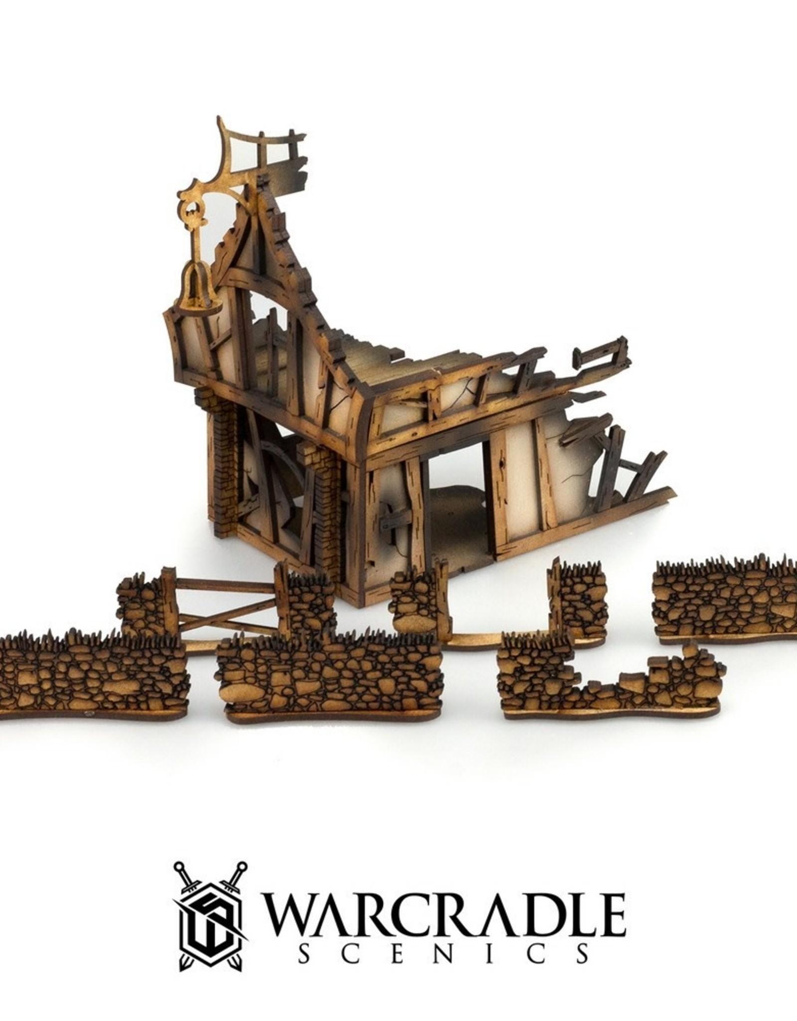 Warcradle Gloomburg: Ruined Cottage