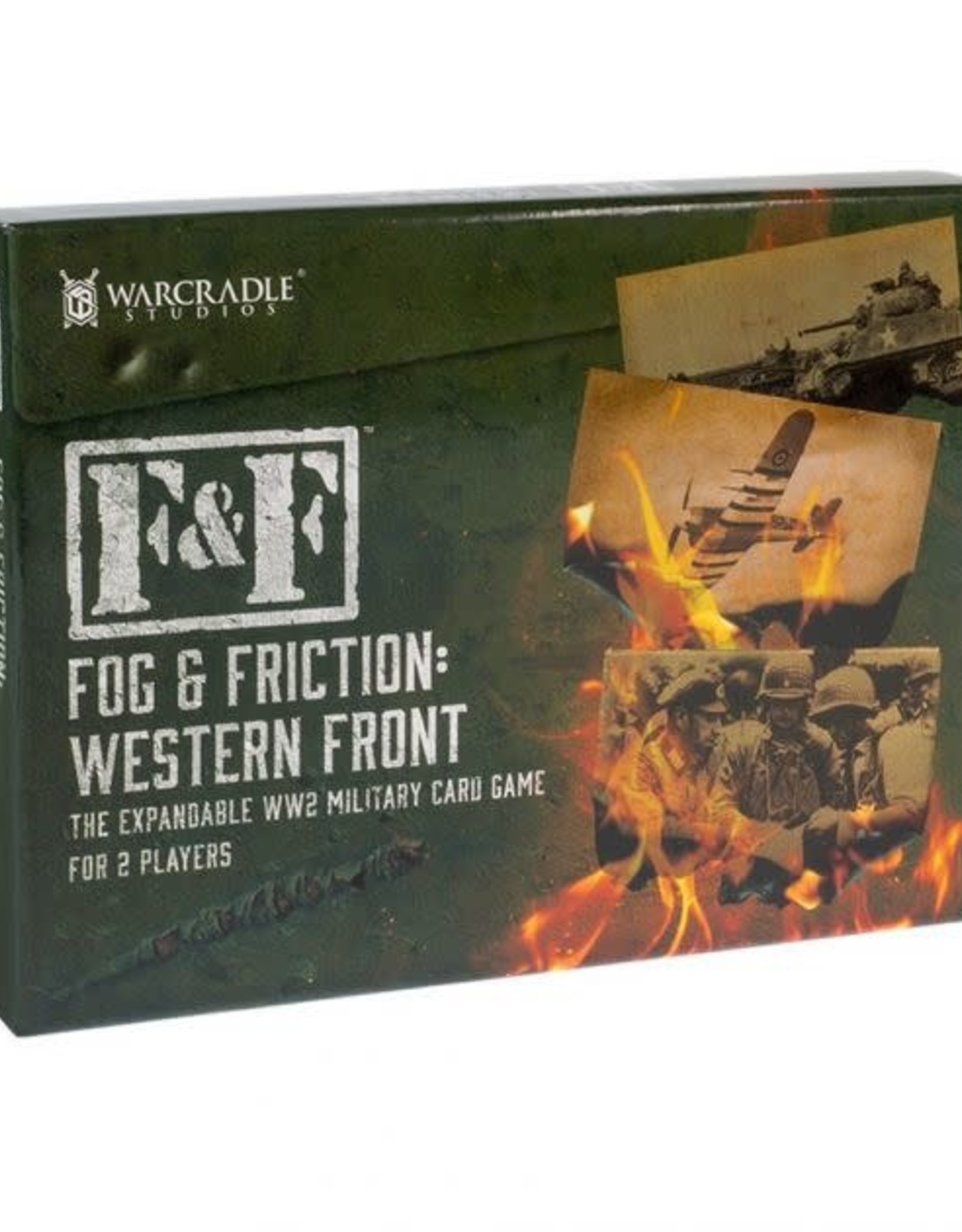 Warcradle Fog & Friction Base Game