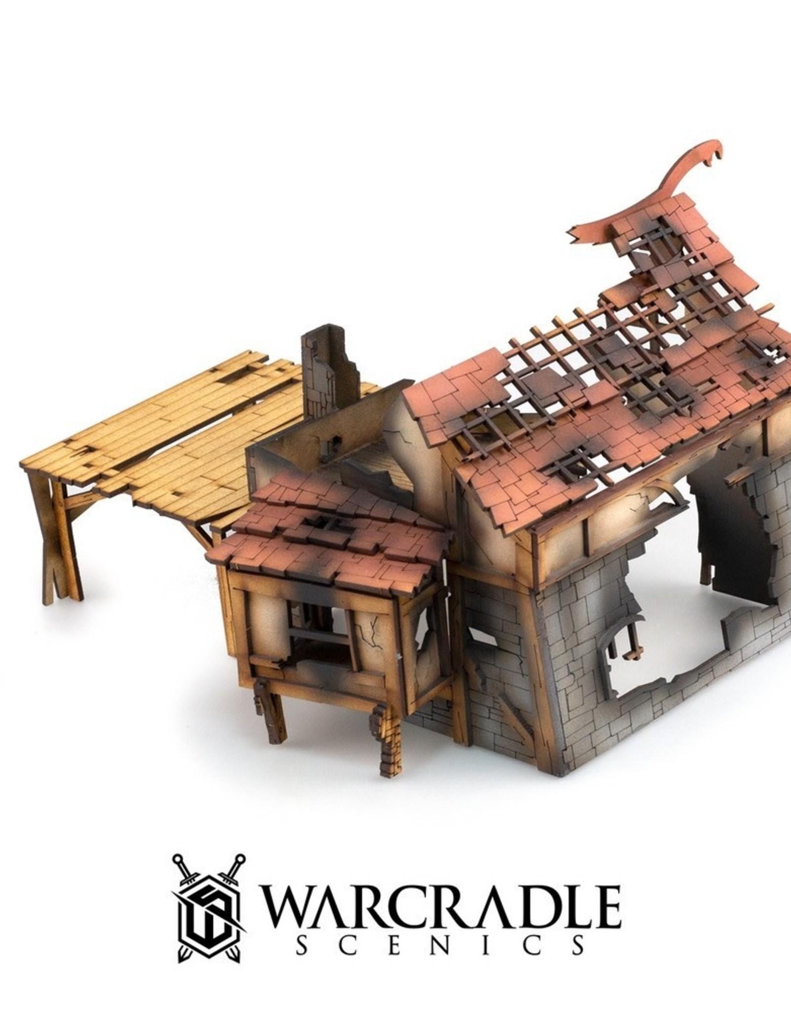 Warlord Gloomburg: Ruined Blacksmiths
