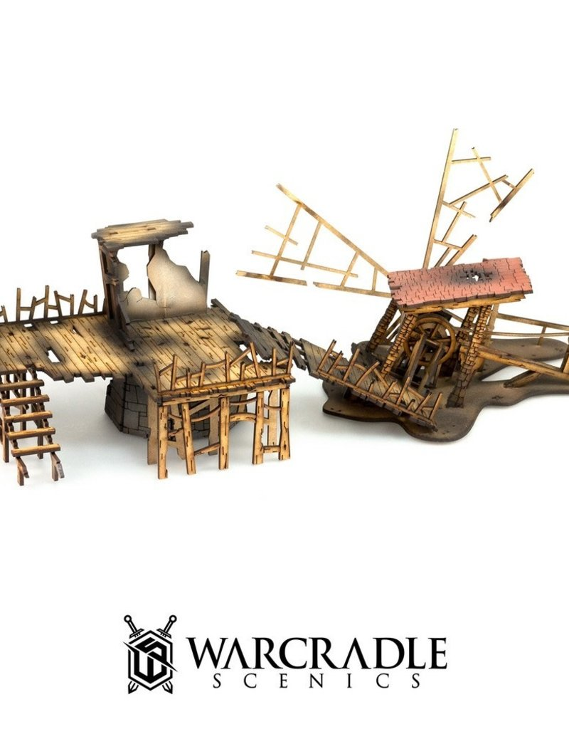 Warcradle Gloomburg: Ruined Old Mill