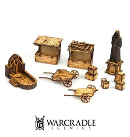 Warcradle Gloomburg: Marketplace
