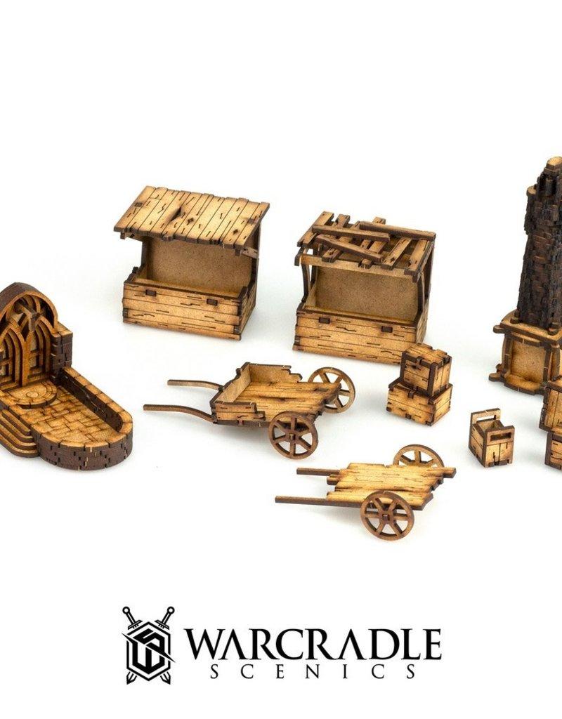 Warcradle Gloomburg: Marketplace