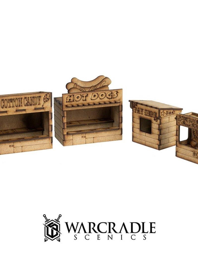 Warcradle Funland Stalls