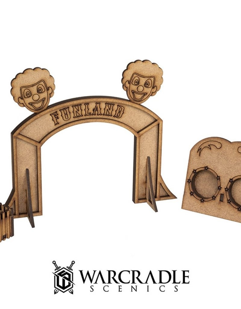Warcradle Funland Entrance