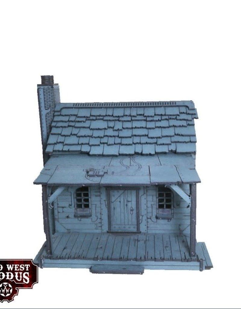 Warcradle Red Oak Residence