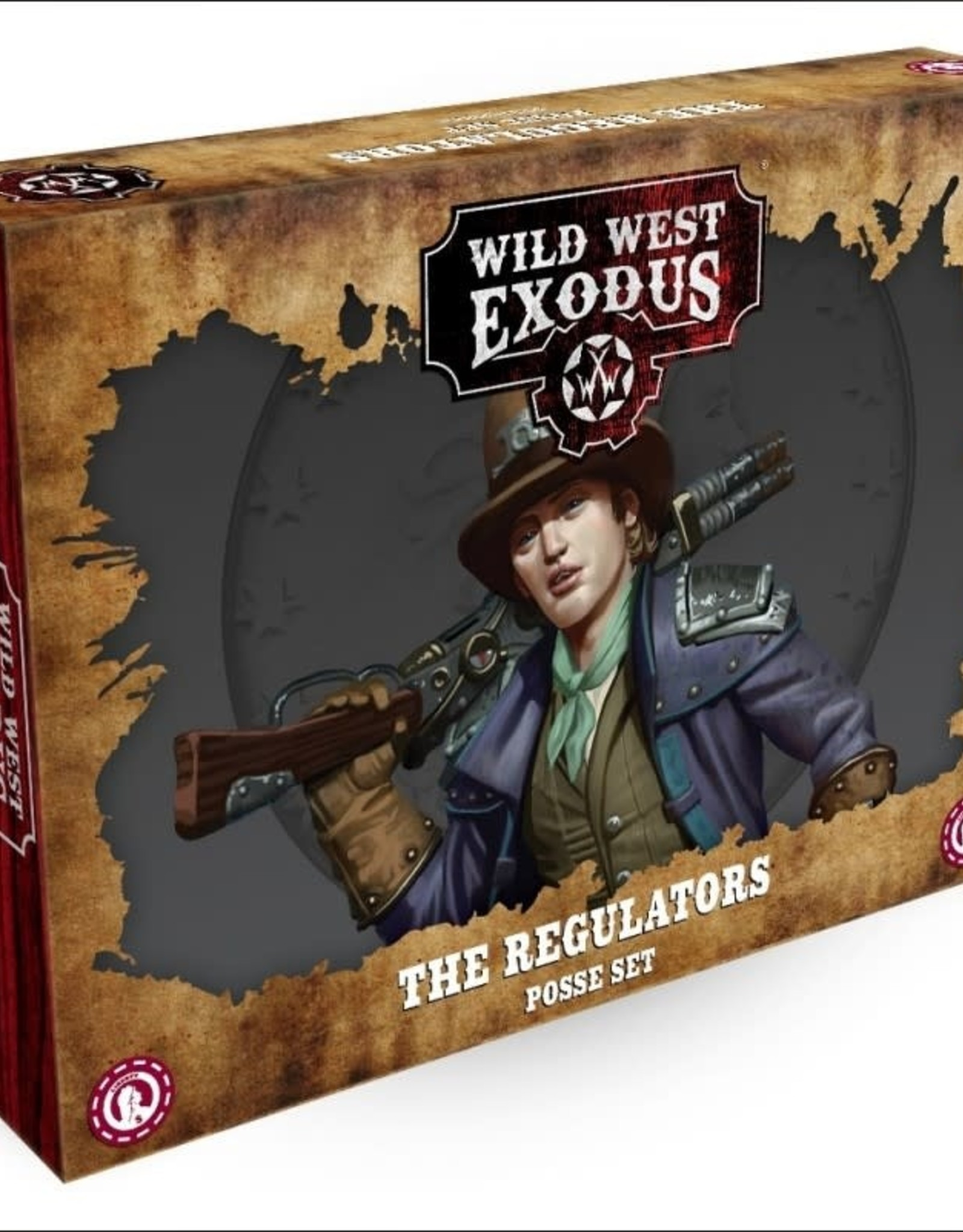 Warcradle Regulators Posse Box