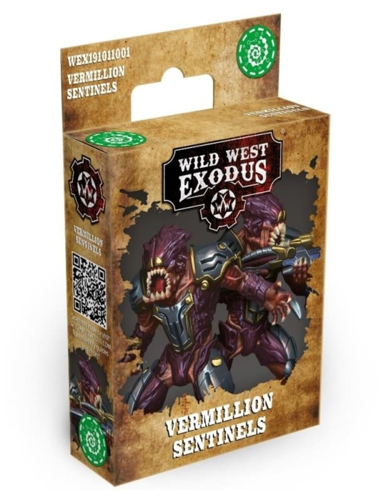 Warcradle Vermillion Sentinels