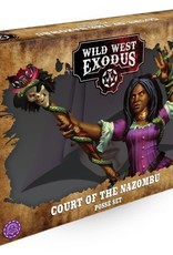 Warcradle Court of the Nazombu