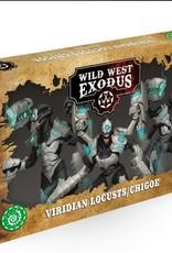 Warcradle Viridian Locusts / Chigoe