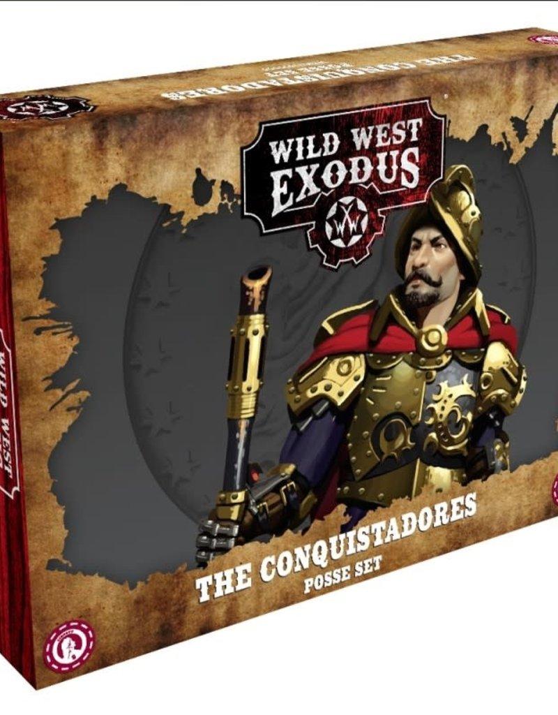 Warcradle The Conquistadores Posse