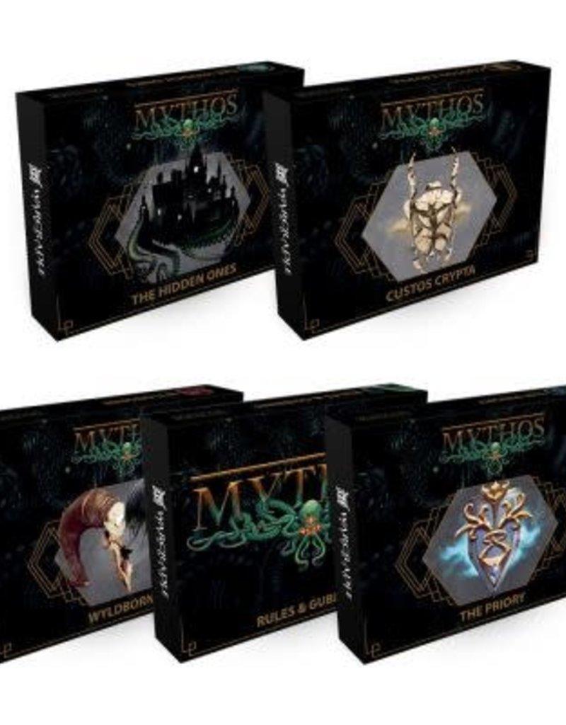Warcradle Mythos Early Release Bundle