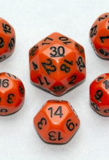 Dice, Orange (6pc Upgrade)