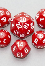 Dice, Red (6pc Upgrade)
