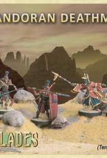 Kandoran Deathmasters Starter Box