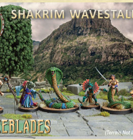 Shakrim Waavestalkers Starter Box